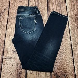 Women's Miss Me Mid-Rise Skinny Jeans Size 27